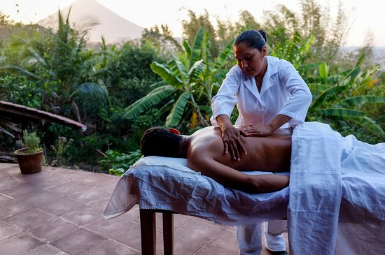 Balgue, Nikaragua: Enjoy a relaxing holistic massage in the heart of the jungle