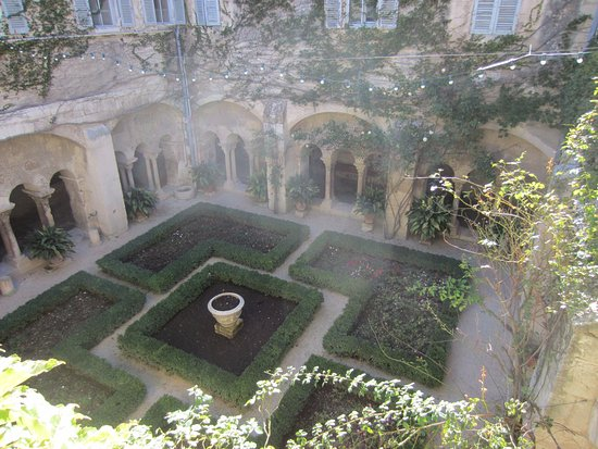 Saint-Remy-de-Provence, France: Cloister