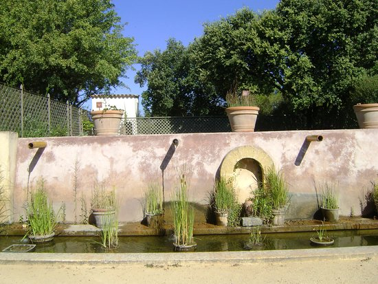 Les photos du jardins antiquit e office de tourisme balaruc les bains balaruc les bains - Office du tourisme balaruc ...