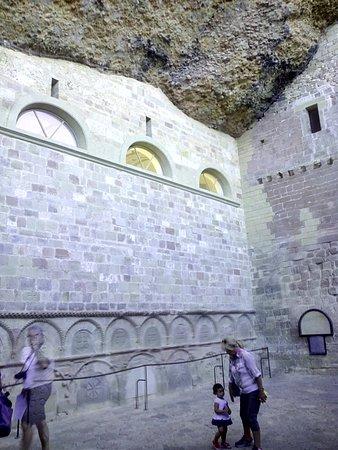 San Juan de la Pena, España: tumbas de los nobles