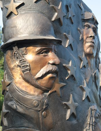 Atascadero, Californien: Faces of Freedom Veterans Memorial 5