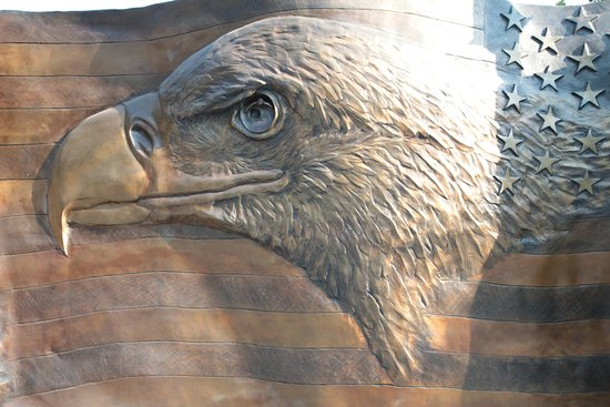 Atascadero, Kalifornia: Faces of Freedom Veterans Memorial 7