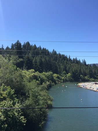 Guerneville, Kalifornien: Russian River
