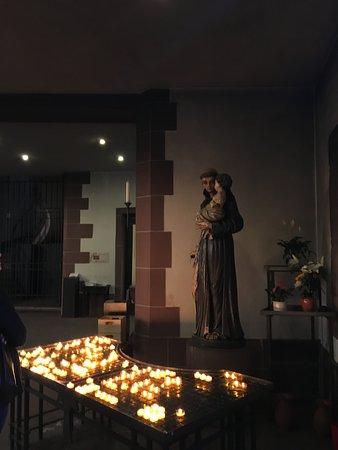 Liebfrauenkirche: Kerzenbehälter