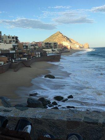 El Farallon: Cliff side restaurant