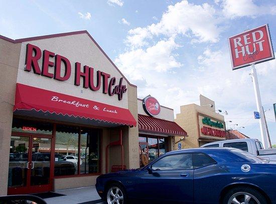 Carson City, NV: Red Hut!