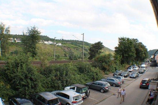 Kobern-Gondorf, Tyskland: la vista