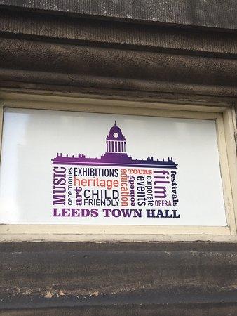 Leeds Town Hall: Town Hall