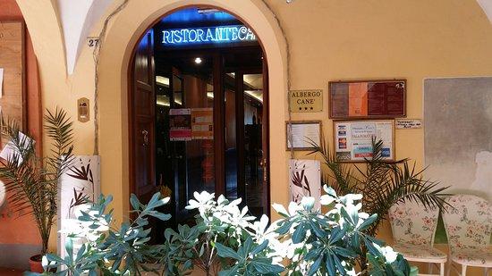 Dozza, Italien: Ristorante Cane'
