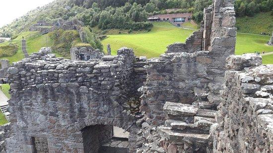Drumnadrochit, UK: Urquhart Castle