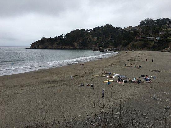 Muir Beach, Californië: photo1.jpg