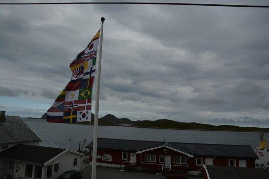 Gjesvaer, Noruega: per non scordare dove sei.