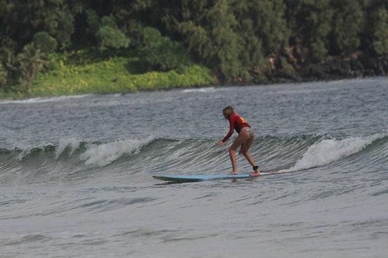 Kilauea, Hawái: Wahine