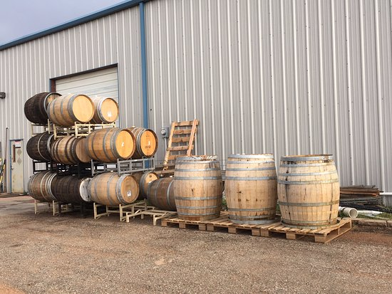 Divide, CO: Barrels in waiting