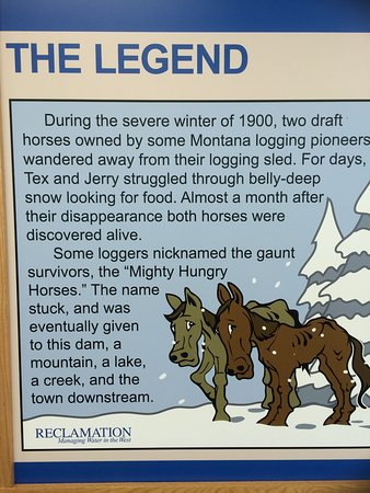 How Hungry Horse got it's name.