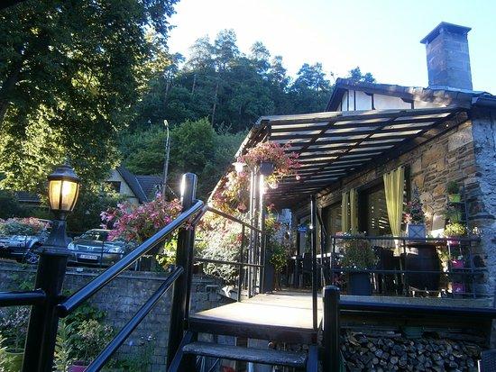 Stoumont, Belgique : Café-restaurant La vieille forge