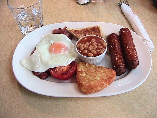 "Rostrevor, UK : ""Monumental Breakfast"""