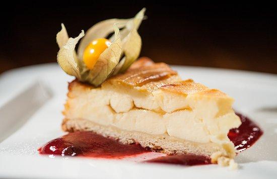 Haemeenlinna, فنلندا: Cheesecake