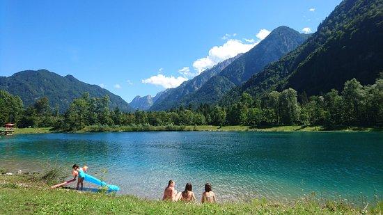 Scheffau, Austria: lake
