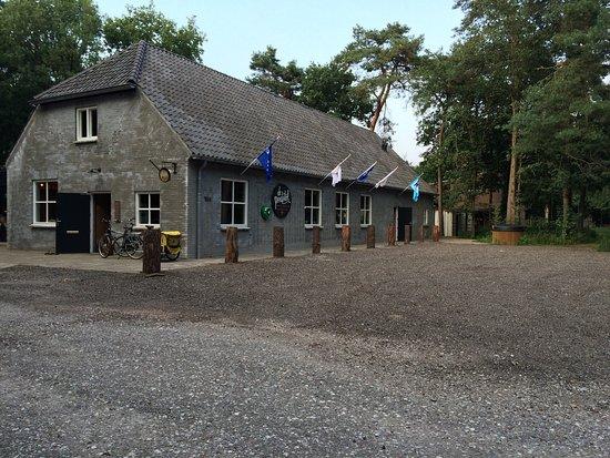 Venray, Ολλανδία: De Perdestal Pannenkoekhuis