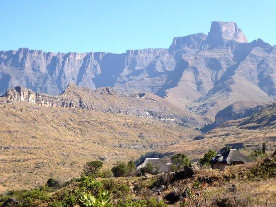 uKhahlamba-Drakensberg Park, Sudáfrica: Thendele Upper Camp