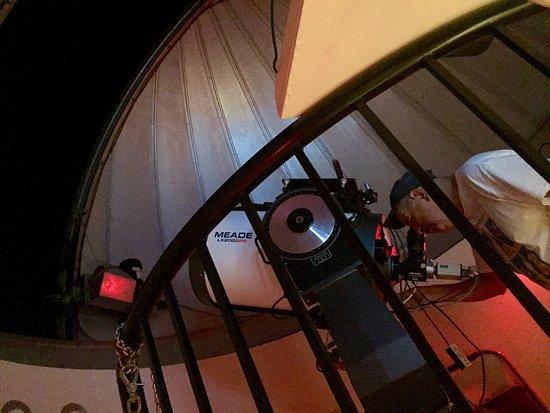 Werner Schmidt Observatory