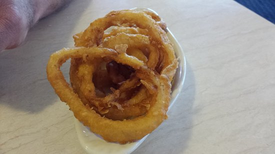 Rockford, MI: onion rings
