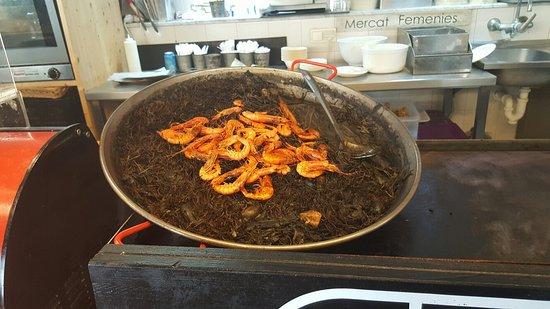Mahon, สเปน: Mercat de Pescados