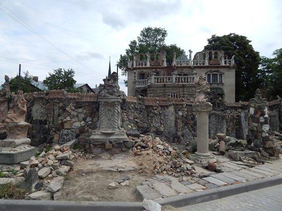 Lutsk, أوكرانيا: Дом архитектора М. Голованя