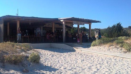 San Pantaleo, Italia: Vista Bar