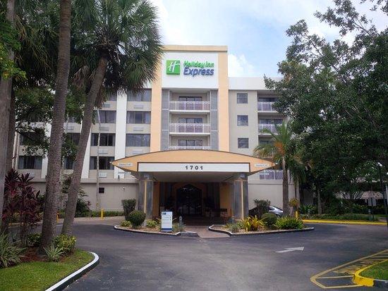 Plantation, FL: Ingresso