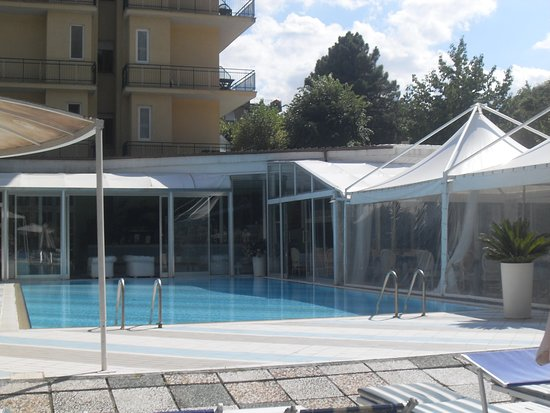 Hotel Posta: piscina