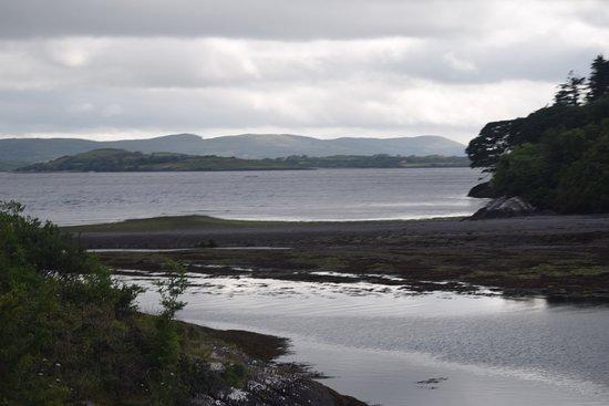 Midleton, Ierland: View from Garnish Island