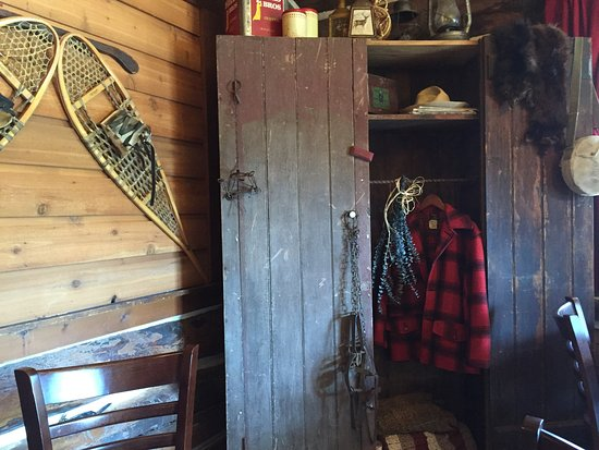 Hungry Horse, MT: Vintage Clothing and Gear