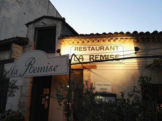 Besse-sur-Issole, Prancis: La Remise