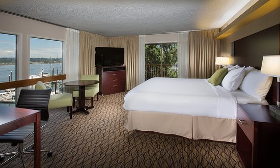 Red Lion Hotel on the River : Guest Suite