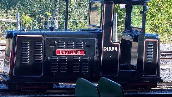 Eastleigh steam