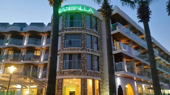 Hotel Marbella: Great stay at marbella in marmaris August 2016