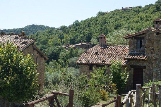 Piegaro, Italien: Esterno della casa