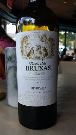 Decatur, GA: Excellent choice. Nice fruitful Spanish wine paired with the Calamari and PEI Mussels. Excellent