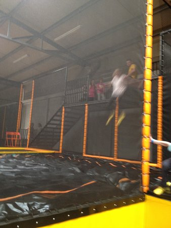 ‪Air Bound Trampoline Park Dundalk‬