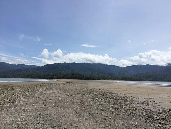 Provincia de Puntarenas, Costa Rica: Desde la cola de ballena