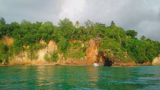 Vieux Fort, St. Lucia: Pirates of the Caribbean Filming Location