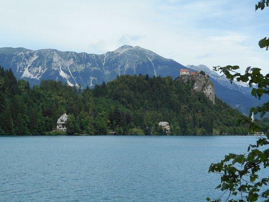 写真ブレッド湖枚