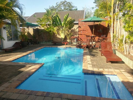 Bhangazi Lodge: Pool...