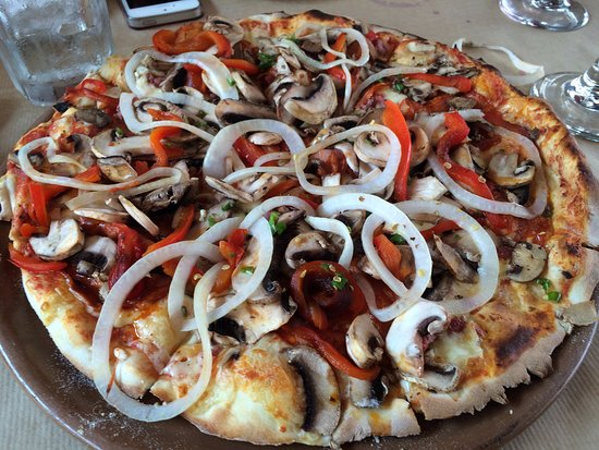 Muldersdrift, África do Sul: Average pizza