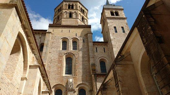Cluny, Γαλλία: clocher de ''l'eau bénite''