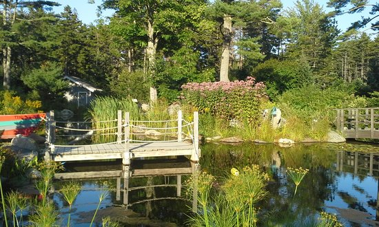 Coastal Maine Botanical Gardens: Children's garden