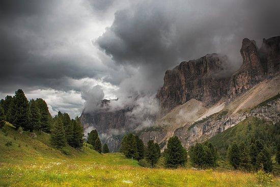 Alta Badia, Italien: Passo Gardena