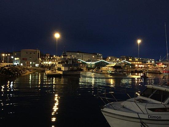Hvolsvollur, أيسلندا: Reykjavic harbor